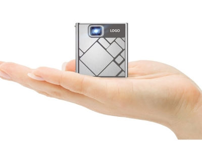 Cube Pocket Projector A8 (Wireless)